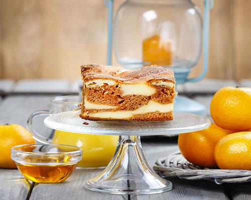 Terrine au miel Lune de Miel® et aux agrumes
